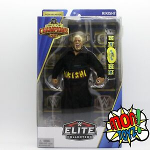 WWE-Elite-Collection-Hall-of-Champions-Exclusive-Rikishi-6-inch-Action-Figure