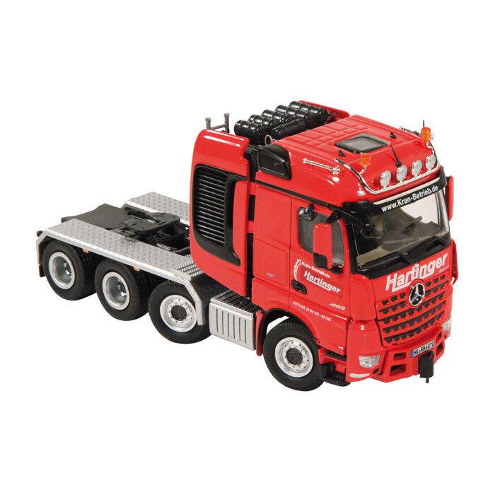 NZG art.9371 02 mercedes benz arocs bigspace SLT  Hartinger  1 50