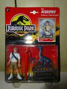 Vintage Jurassic Park Tim Murphy Italien Rare In Uk Mint Sealed Voir Photos