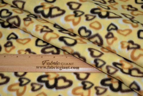 haute qualité largeur 160 cm 12 Col Imprimé latérale unique Polaire Tissu Doux Matériau