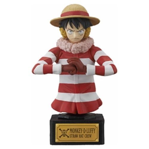 Bandai One Piece Appendix Statue Bust 05 Part 5 BATTLE IN THE LABORATRY Figure