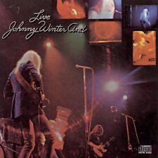 JOHNNY WINTER : LIVE (CD) sealed