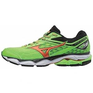 9c6ee5041ff Mizuno Wave Ultima 9 Running Shoes Men s - J1GC170953 Green   Orange ...