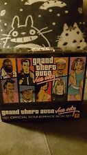 Grand Theft Auto: Vice City Cd Box Set soundtrack free shipping