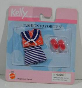 Mattel-1999-Barbie-Kelly-Fashion-Favorites-68230-Barbie-Little-Sister