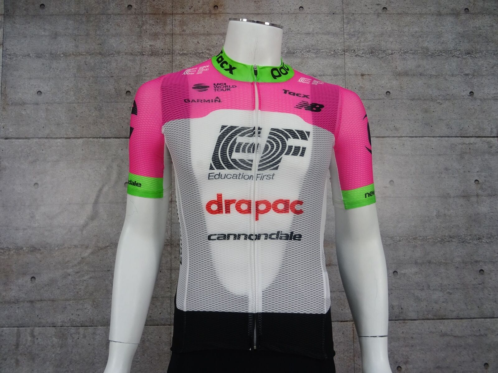 POC 2018 EF Education First UCI Pro Cycling Team SS  Mesh Summer Race Jersey XS 2  sale online