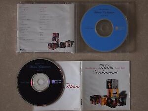 AKINA-NAKAMORI-RECOLLECTION-SUPER-BEST-X2-CD