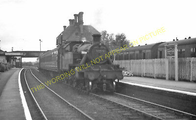 2 Shenstone Railway Station Photo Blake Street. Lichfield