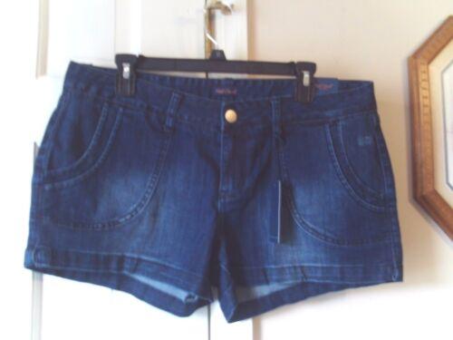 Jean elasticizzato Junior Herti Red 888673243043 15 blu denim in taglia morbido shorts Amelia Camel Mini TwPqPgO