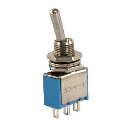miniatura SecretZero 3 pines un//un o de un//1xum interruptor S043-20 unid