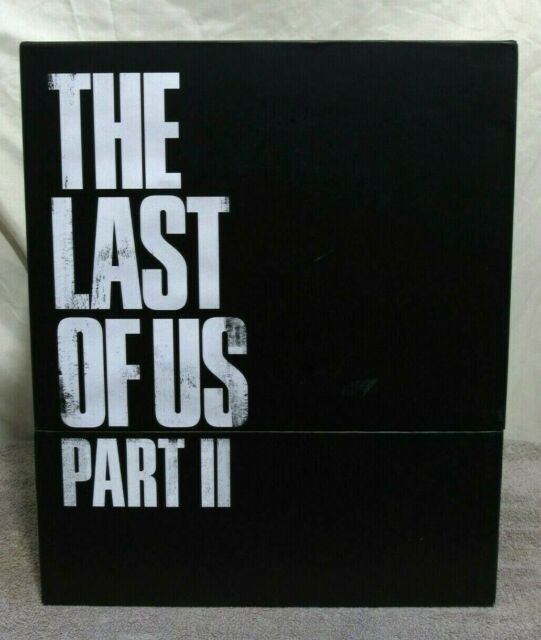 The Last Of Us Part 2 Ellie Limited Edition Collection -No Backpack & No Vinyl-