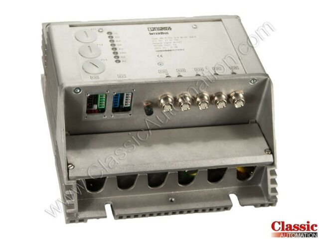 Phoenix Contact Interbus IBS IP 500 ELR W-6A DI4//4