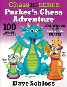 Parker-039-s-Chess-Adventure-Chess-Book