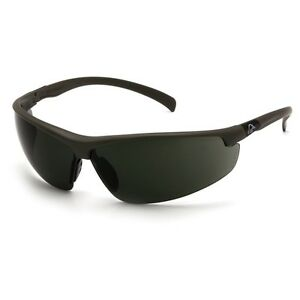 Ducks-Unlimited-Shooting-Eyewear-Black-Frame-Smoke-Green-Lens