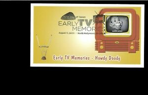 2009-FDC-Early-TV-Memories-Howdy-Doody-North-Hollywood-CA