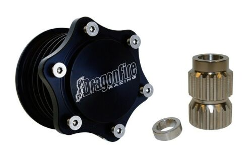 Dragonfire UTV Gen2 Quick Release Hub For Steering Wheels 04-1049