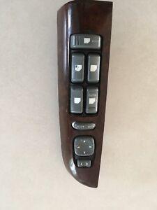 98-02 Blazer S10 Bravada Jimmy Master Window Switch Oem Free