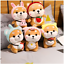 thumbnail 1 - Cute-Kawaii-Shiba-Inu-Corgi-Dog-Plush-Toy-Pikachu-Elephant-Bunny-Strawberry