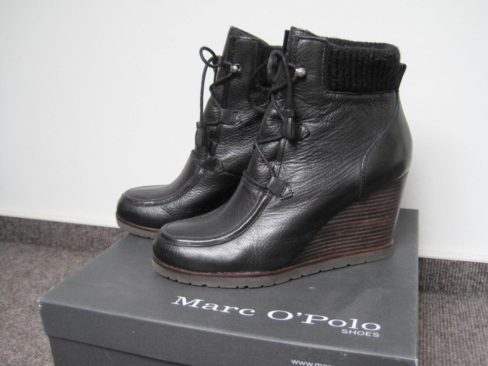 MARC O´POLO Stiefelette Gr. 40