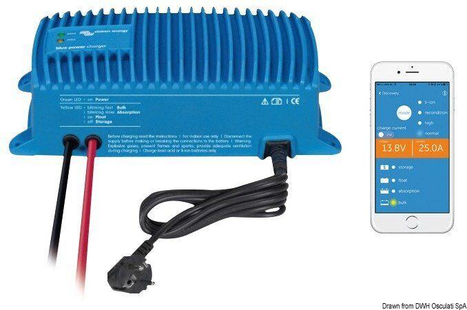 Ladegerät Victron Blausmart IP67 24/12 (1) Marke VICTRON energy powe blau powe energy b576b3