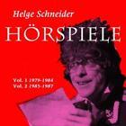 Hörspiele 1 + 2 von Helge Schneider (2016)