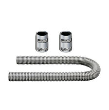 "Mishimoto Universal Flexible Radiator Hose Kit - 36"" - Silver"