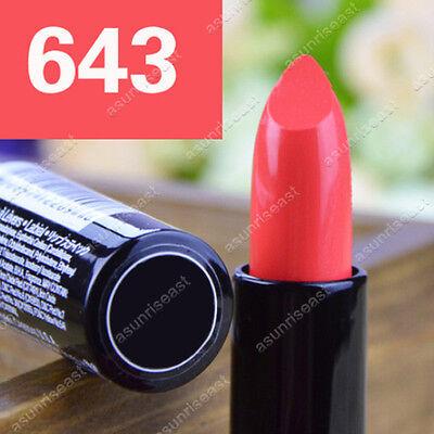 1PCS Creamy Round Lipstick 12 colors Pure Nude 3.5g