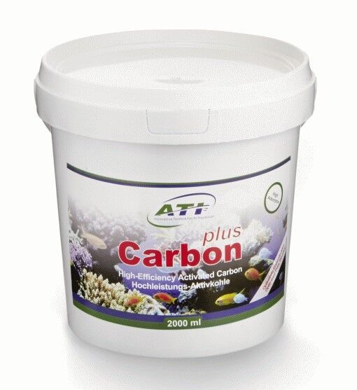 ATI Carbon Plus 2000ml Active Carbon for Fresh and Saltwater cheapest on