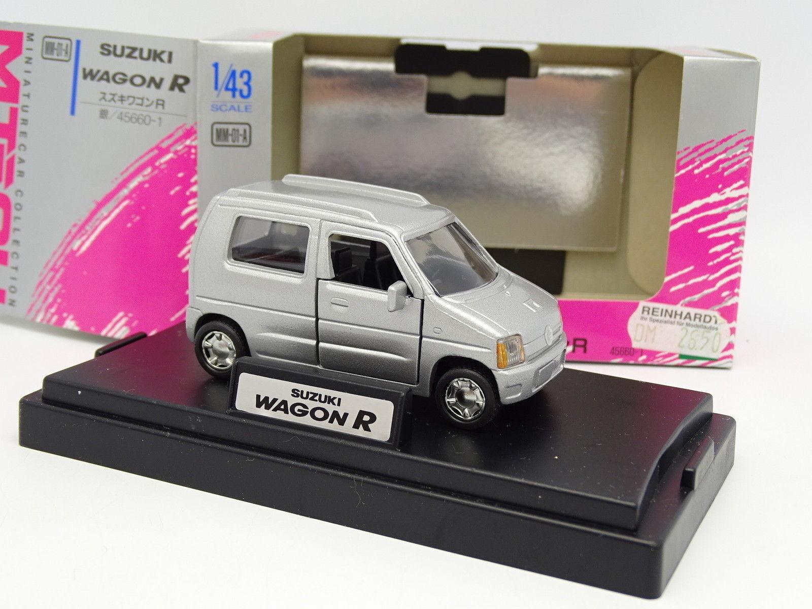 Epoch Suzuki M Tech 143 Suzuki Epoch Wagon R Grise 0ebbb6
