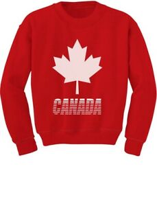 Canada Canadian Maple Leaf Toddler Long Sleeve T-shirt