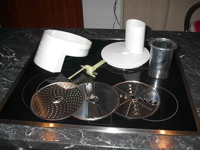 Bosch Küchenmaschine Zubehör Mum 4 2021