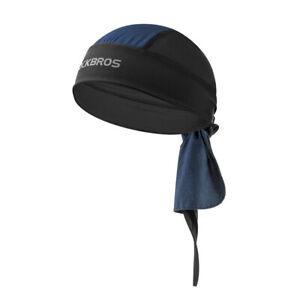 ROCKBROS  Ice Silk Headgear Cap Outdoor Sport Fishing Cycling Headband Face Mask