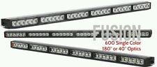 NEW Feniex Fusion 600 Stick/Bar Led Light Single Color