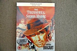 BLU-RAY THE TREASURE OF THE SIERRA MADRE PREMIUM EXCLUSIVE EDITION NEW SEALED