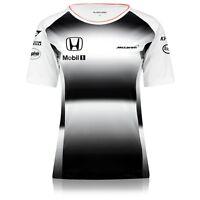 Mclaren Honda F1 Team Women's T-shirt Official 2016