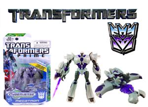Transformers Prime Megatron Prime Decepticon Cyberverse Jet 16