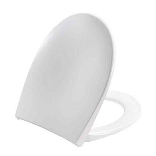 Pressalit Scandinavia Plus WC Sitz Softclosing  Weiß Nr 758 Lift Off
