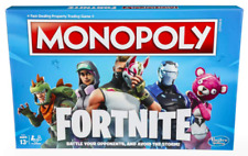 MONOPOLY Fortnite Inspired Board Game Edition 13 and up 2 - 7 Players