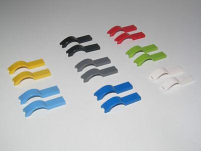 Lego ® Lot x2 Passage de Roues Garde Boue Véhicule Mudguard Choose Color 3788
