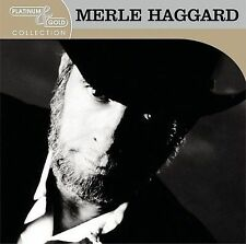 MERLE HAGGARD - PLATINUM & GOLD COLLECTION (NEW CD)