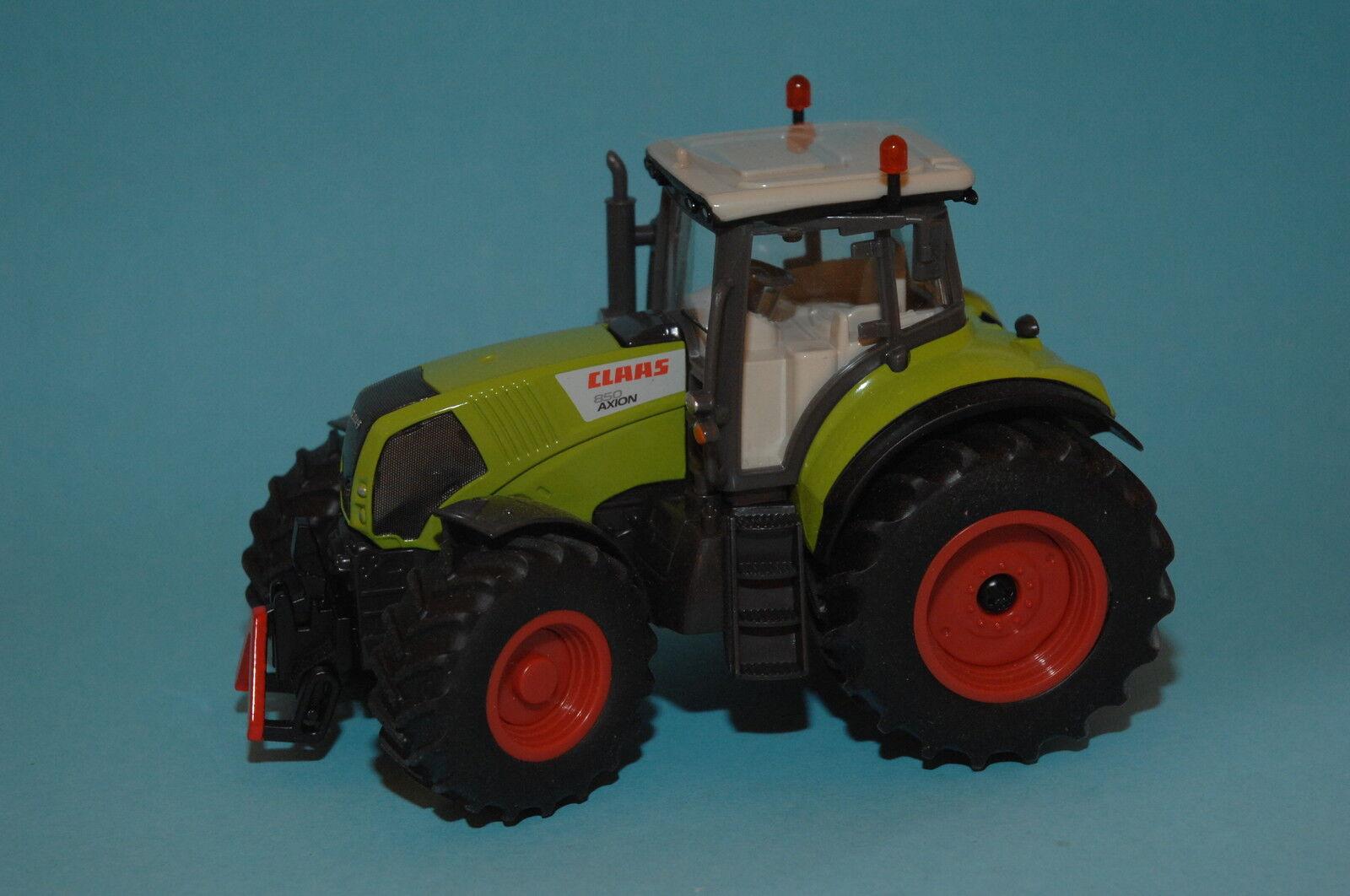 Siku Control 32 6882 Tracteur Tracteur Tracteur Claas Axion 850 RC Modèle 1:32 NEUF | Réputation D'abord  e4c854