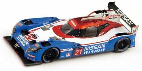 SPARK 2015 NISSAN GT-R LM Lmp1 Le Mans  21 1 18New  emballage scellé
