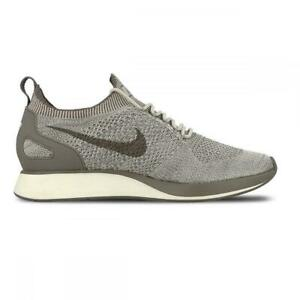 Mens-NIKE-AIR-ZOOM-MARIAH-FLYKNIT-RACER-String-Trainers-918264-200