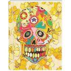 Skull GreenJournal by Jennifer Mercede 9781623255039