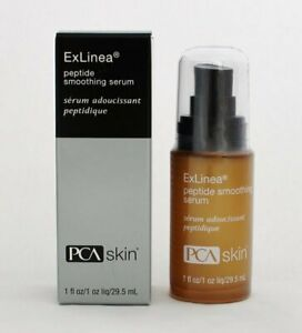 PCA-Skin-ExLinea-Peptide-Smoothing-Serum-1-oz-EXP-11-21-FRESH-NEW-IN-BOX