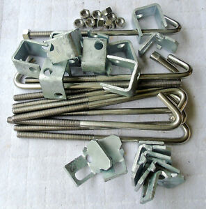 Stainless Steel 1 2 Quot X 11 3 8 Quot J Bolt Hooks And Steel Beam