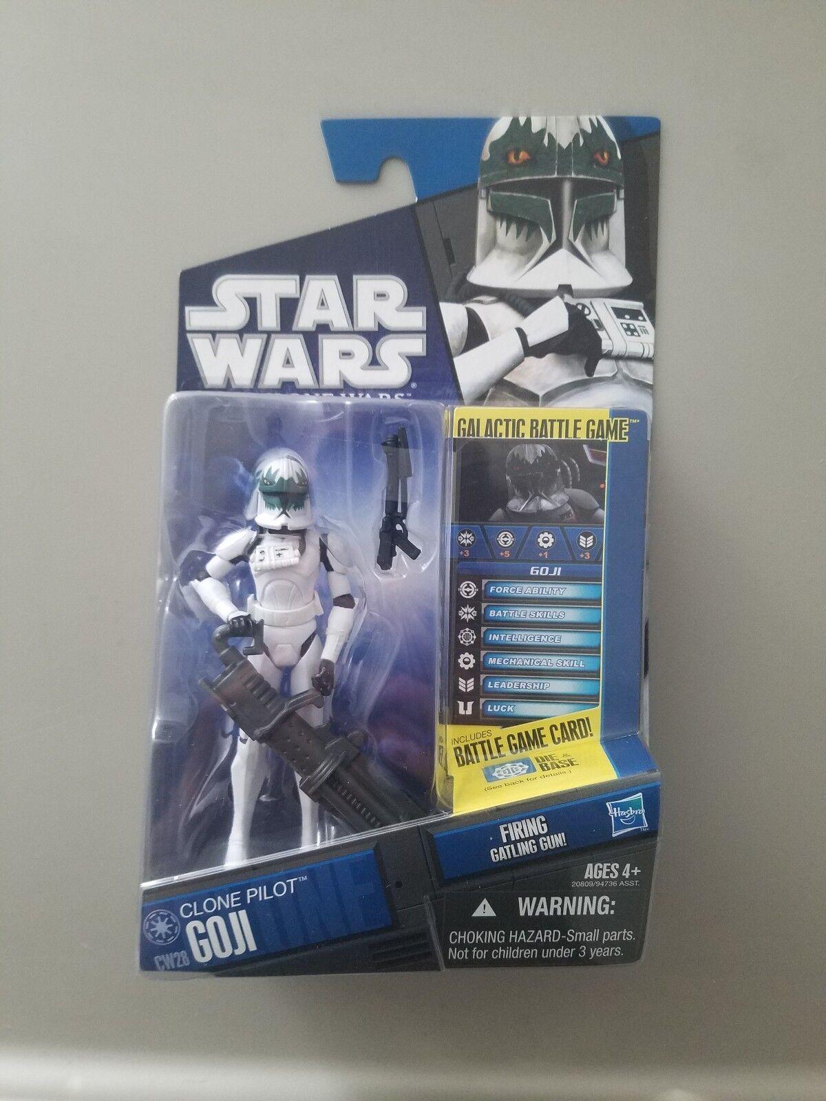 Star - wars - den klonkriegen pilot goji - klon