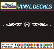 "22"" VW Volkswagen Bug Tribal Windshield Decal Vinyl Decal Car Window Sticker"
