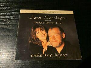 Joe Cocker ft Bekka Bramlett - Take Me Home - CD Single