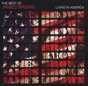 JAMES-BROWN-Living-In-America-The-Best-Of-CD-NEW
